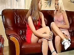 Sexy Lesbians Getting Elsewhere